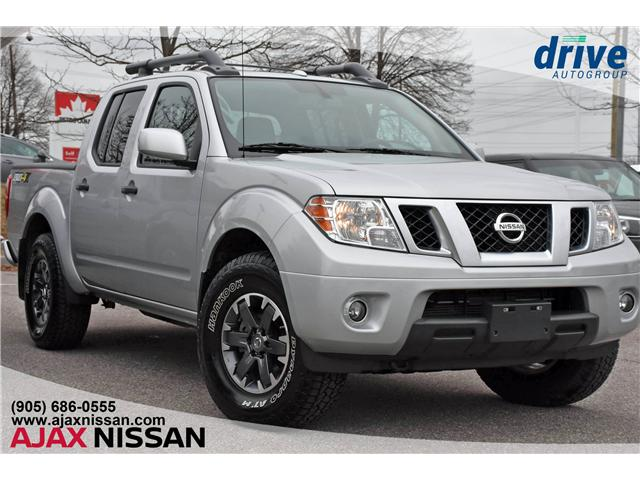2018 Nissan Frontier PRO-4X (Stk: P4067R) in Ajax - Image 1 of 28