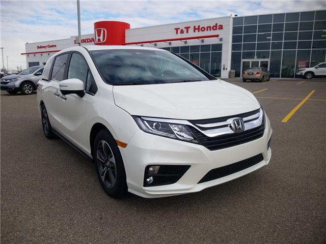 2019 Honda Odyssey EX-L (Stk: 6190110) in Calgary - Image 1 of 9