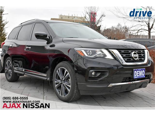 2018 Nissan Pathfinder Platinum (Stk: P3990) in Ajax - Image 1 of 33