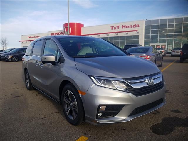 2019 Honda Odyssey EX-L (Stk: 2190163) in Calgary - Image 1 of 9
