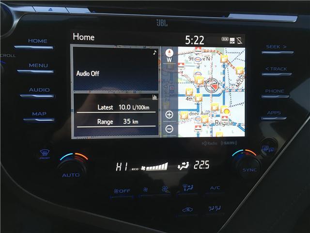 2018 Toyota Camry Hybrid XLE (Stk: 181034) in Regina - Image 13 of 20