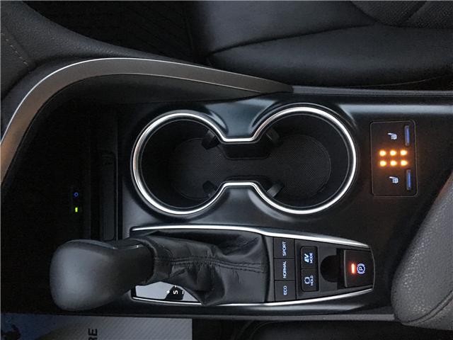 2018 Toyota Camry Hybrid XLE (Stk: 181034) in Regina - Image 14 of 20