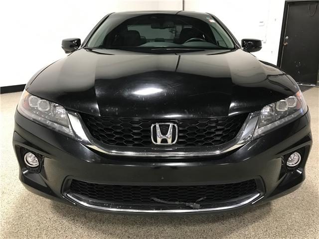 2013 Honda Accord EX-L-NAVI V6 (Stk: P11861) in Calgary - Image 2 of 18
