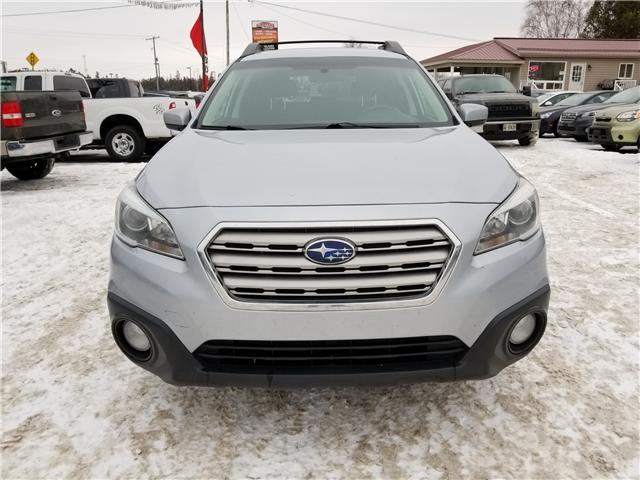 2015 Subaru Outback 2.5i (Stk: ) in Kemptville - Image 2 of 17