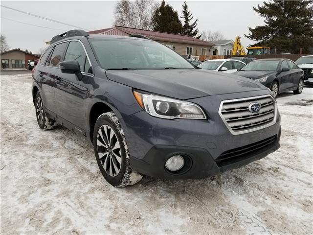 2015 Subaru Outback 2.5i Limited Package (Stk: JP) in Kemptville - Image 1 of 20