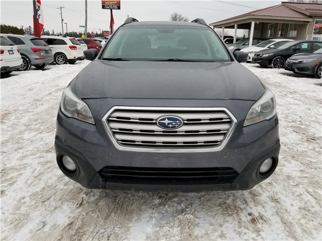 2015 Subaru Outback 2.5i Limited Package (Stk: JP) in Kemptville - Image 2 of 20