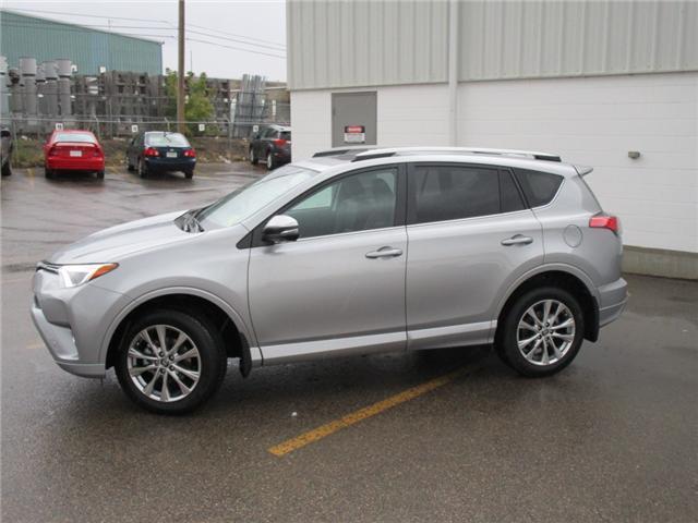 2018 Toyota RAV4 Limited (Stk: 183398) in Regina - Image 2 of 38