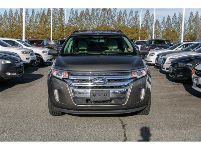 2014 Ford Edge SEL (Stk: K637901A) in Abbotsford - Image 2 of 21