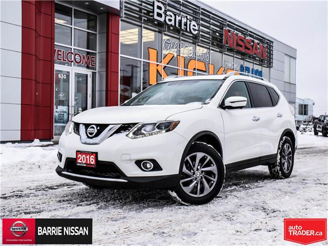2016 Nissan Rogue SL Premium (Stk: P4526) in Barrie - Image 1 of 29