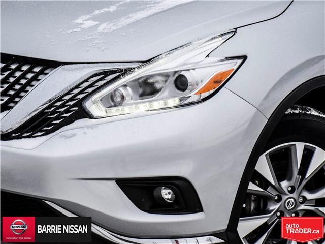 2016 Nissan Murano SL (Stk: P4523) in Barrie - Image 2 of 29