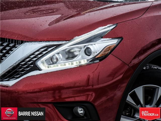 2015 Nissan Murano SV (Stk: P4528) in Barrie - Image 2 of 28