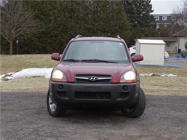 2009 Hyundai Tucson GL V6 (Stk: ) in Oshawa - Image 2 of 12