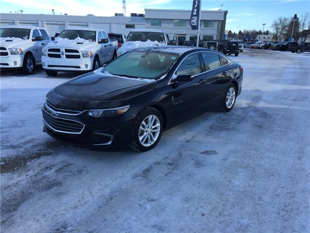 2017 Chevrolet Malibu 1LT (Stk: PW0290B) in Devon - Image 1 of 14