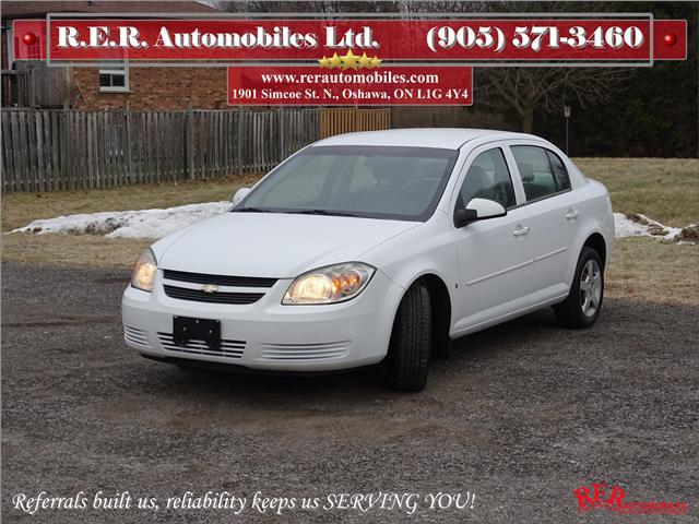 2008 Chevrolet Cobalt LT (Stk: ) in Oshawa - Image 1 of 11