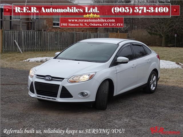 2013 Ford Focus SE (Stk: ) in Oshawa - Image 1 of 13