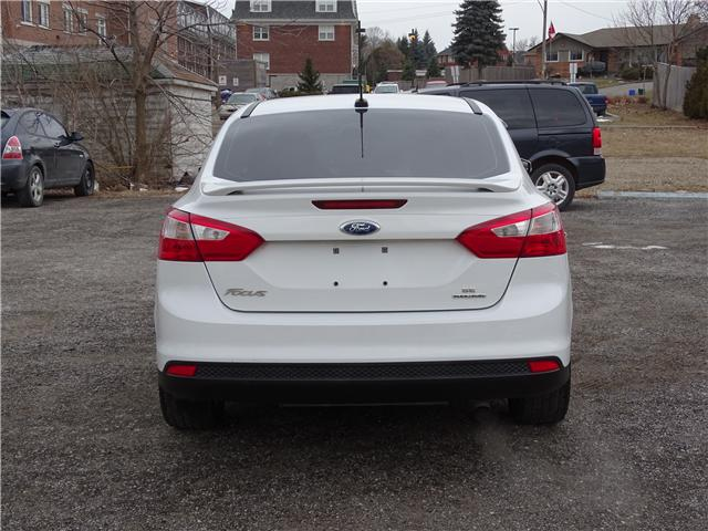 2013 Ford Focus SE (Stk: ) in Oshawa - Image 4 of 13