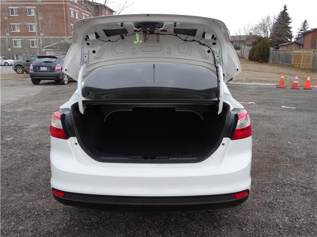 2013 Ford Focus SE (Stk: ) in Oshawa - Image 6 of 13