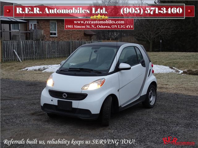 2015 Smart Fortwo Pure (Stk: ) in Oshawa - Image 1 of 12