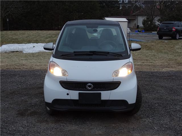 2015 Smart Fortwo Pure (Stk: ) in Oshawa - Image 2 of 12