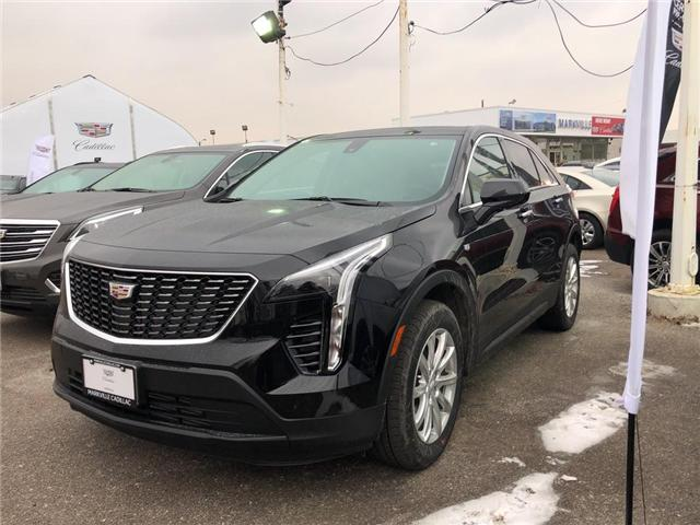2019 Cadillac XT4 Luxury (Stk: 142992) in Markham - Image 1 of 5