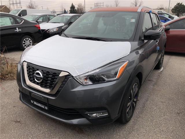 2019 Nissan Kicks SR (Stk: KC19-001) in Etobicoke - Image 1 of 5