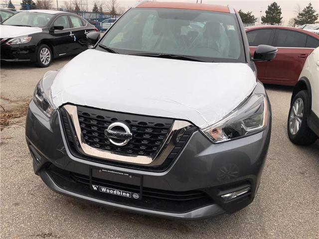 2019 Nissan Kicks SR (Stk: KC19-001) in Etobicoke - Image 2 of 5