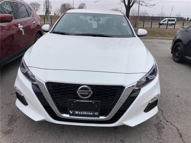 2019 Nissan Altima 2.5 S (Stk: AL19-007) in Etobicoke - Image 2 of 5