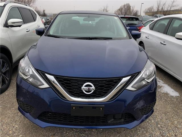 2019 Nissan Sentra 1.8 S (Stk: V0133) in Cambridge - Image 2 of 5
