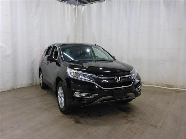 2015 Honda CR-V EX-L (Stk: 19011045) in Calgary - Image 1 of 28