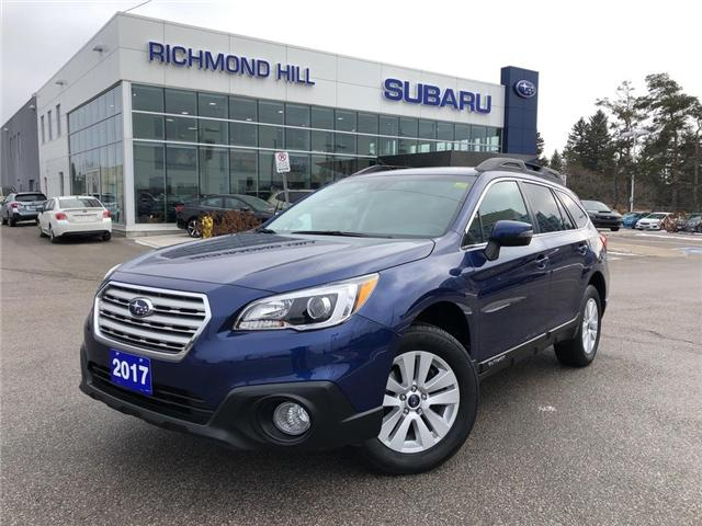 2017 Subaru Outback 2.5i (Stk: LP0226) in RICHMOND HILL - Image 1 of 24