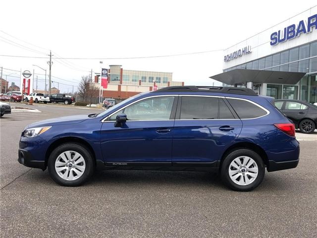 2017 Subaru Outback 2.5i (Stk: LP0226) in RICHMOND HILL - Image 2 of 24