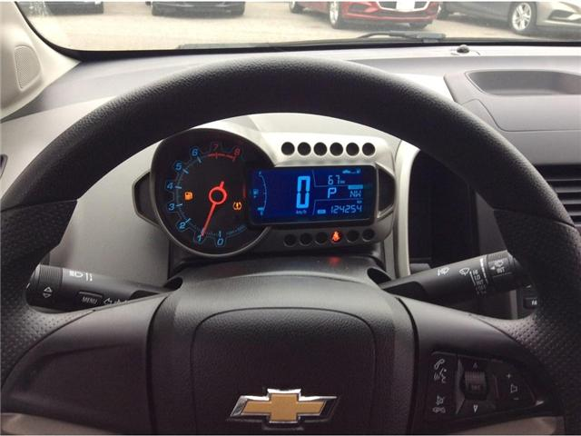 2015 Chevrolet Sonic LS Auto (Stk: B7235A) in Ajax - Image 5 of 21