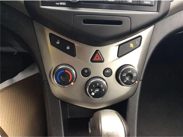 2015 Chevrolet Sonic LS Auto (Stk: B7235A) in Ajax - Image 7 of 21