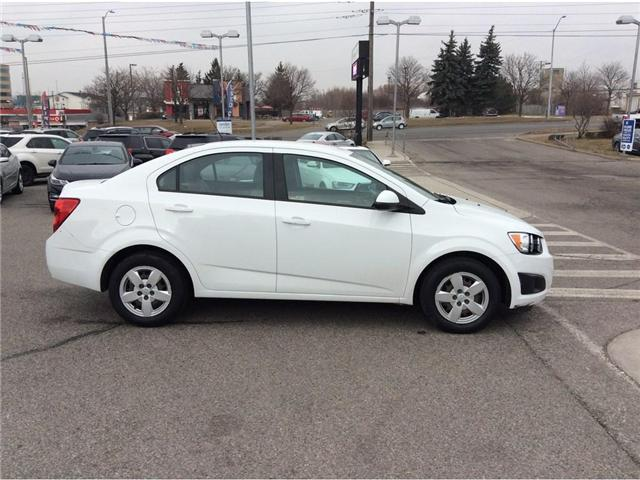 2015 Chevrolet Sonic LS Auto (Stk: B7235A) in Ajax - Image 18 of 21