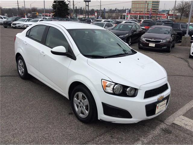 2015 Chevrolet Sonic LS Auto (Stk: B7235A) in Ajax - Image 19 of 21