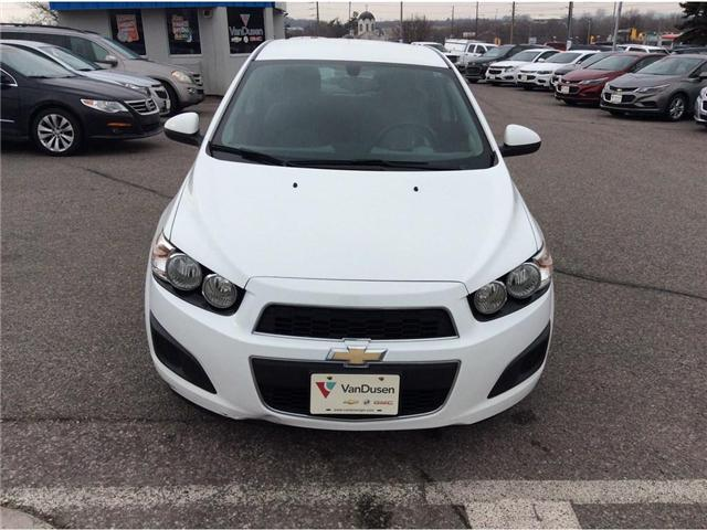 2015 Chevrolet Sonic LS Auto (Stk: B7235A) in Ajax - Image 20 of 21