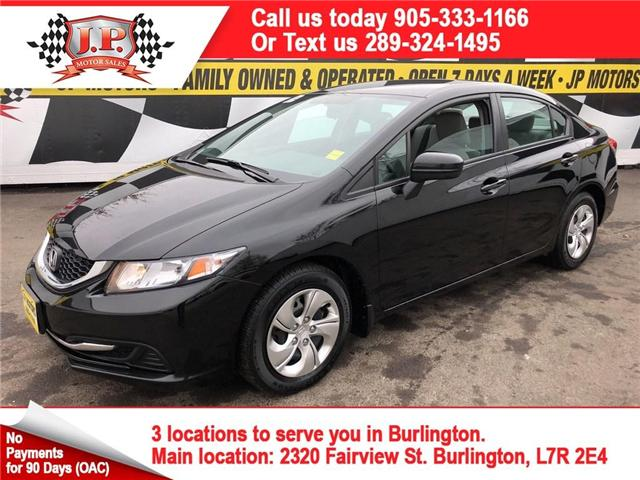 2014 Honda Civic LX (Stk: 45957) in Burlington - Image 1 of 4