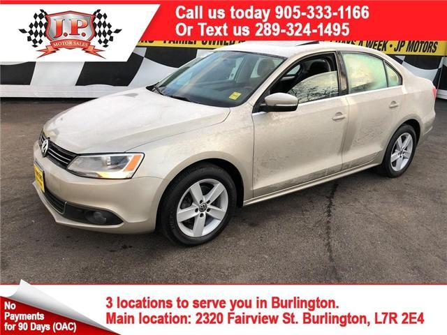 2014 Volkswagen Jetta Comfortline (Stk: 45941) in Burlington - Image 1 of 22