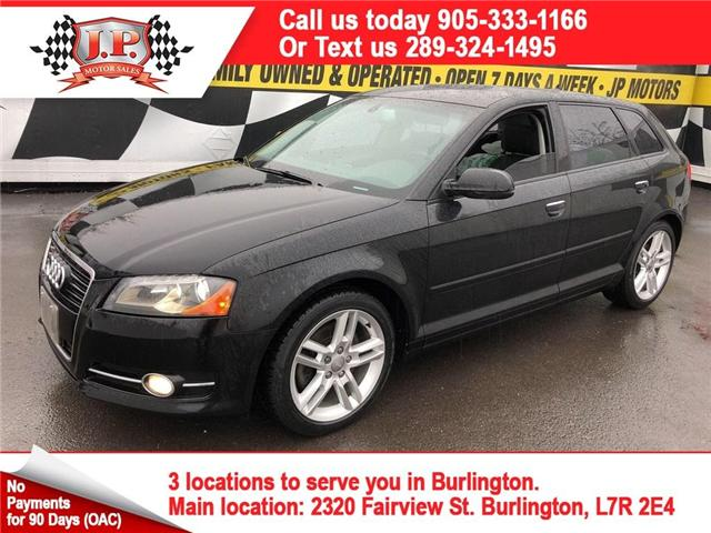 2012 Audi A3 2.0T Progressiv (Stk: 46001) in Burlington - Image 1 of 13