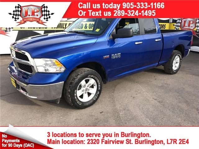 2016 RAM 1500 SLT (Stk: 46037) in Burlington - Image 1 of 22
