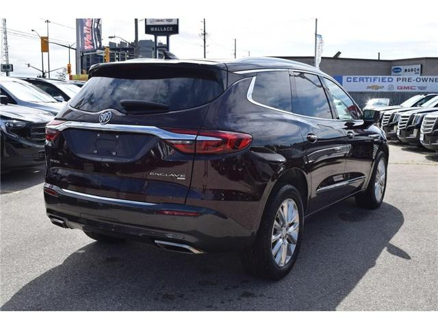 2018 Buick Enclave ESSENCE/DEMO/AWD/NAV/DUAL SNRF/HTD STS/20s/ (Stk: 147808D) in Milton - Image 6 of 22