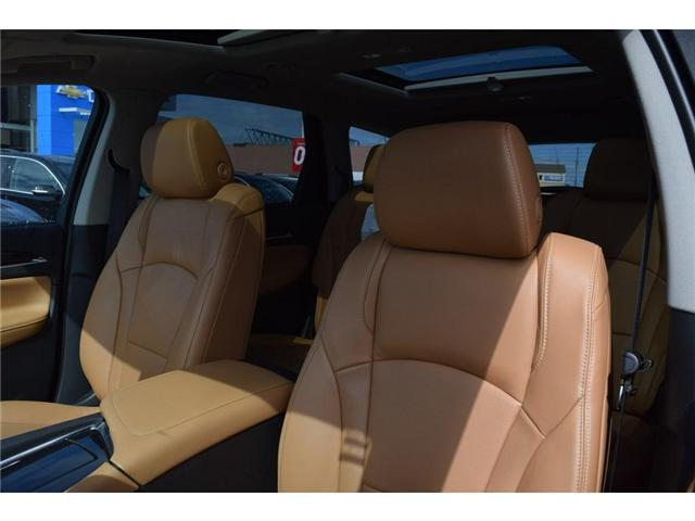 2018 Buick Enclave ESSENCE/DEMO/AWD/NAV/DUAL SNRF/HTD STS/20s/ (Stk: 147808D) in Milton - Image 11 of 22