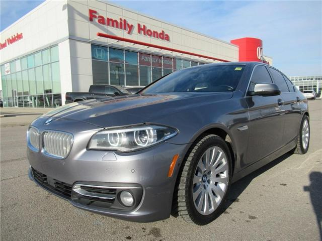 2014 BMW 550I xDrive, FULLY LOADED! (Stk: 9508292A) in Brampton - Image 1 of 30