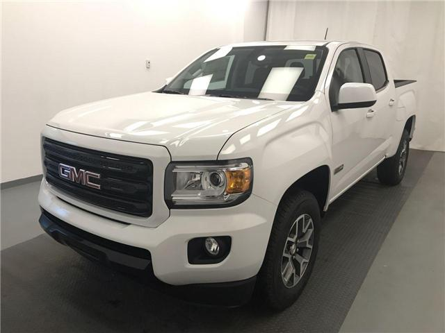 2019 GMC Canyon All Terrain w/Leather (Stk: 201563) in Lethbridge - Image 4 of 21