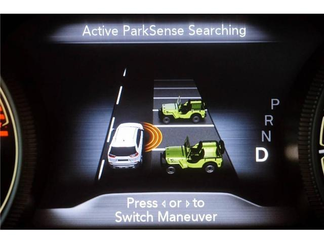 2019 Jeep Cherokee TRAILHAWK L PLUS| PARALLEL PARK ASSIST| LOADED! (Stk: J1204A) in Burlington - Image 20 of 30