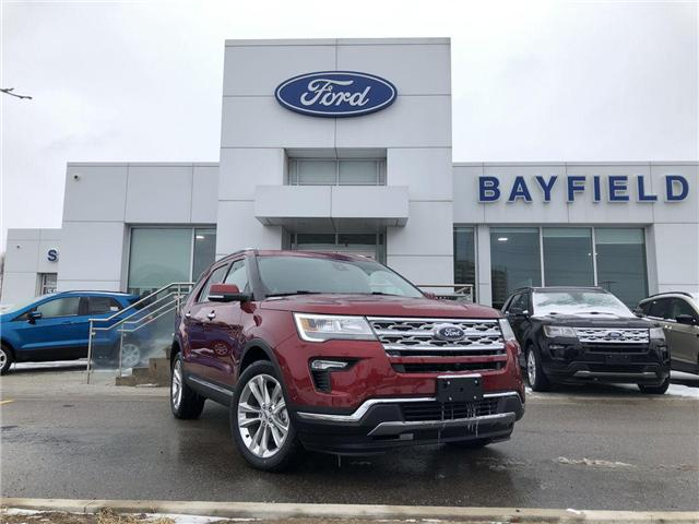 2019 Ford Explorer Limited (Stk: EX19097) in Barrie - Image 1 of 24