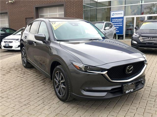 2017 Mazda CX-5 GT (Stk: 28352A) in East York - Image 2 of 30