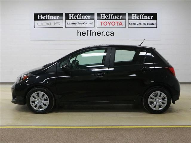 2016 Toyota Yaris LE (Stk: 186539) in Kitchener - Image 16 of 26