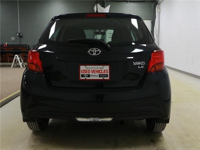 2016 Toyota Yaris LE (Stk: 186539) in Kitchener - Image 18 of 26