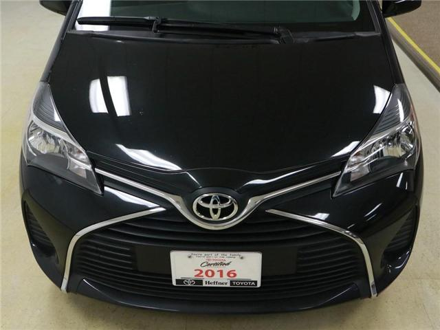 2016 Toyota Yaris LE (Stk: 186539) in Kitchener - Image 22 of 26